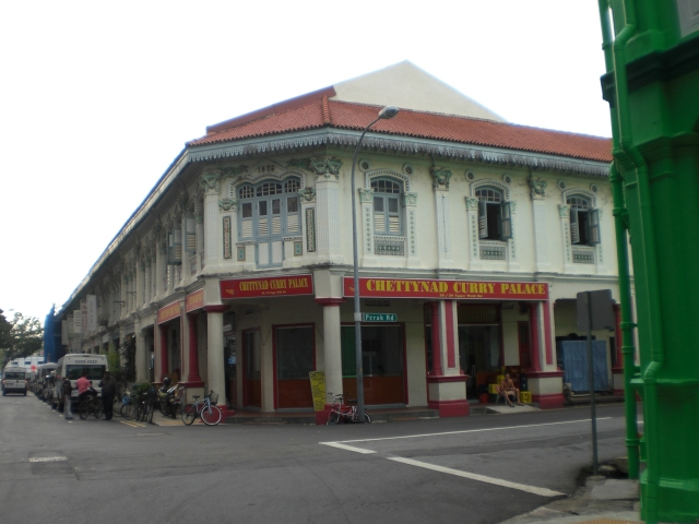 CHETTYNAD CURRY PALACE SINGAPORE